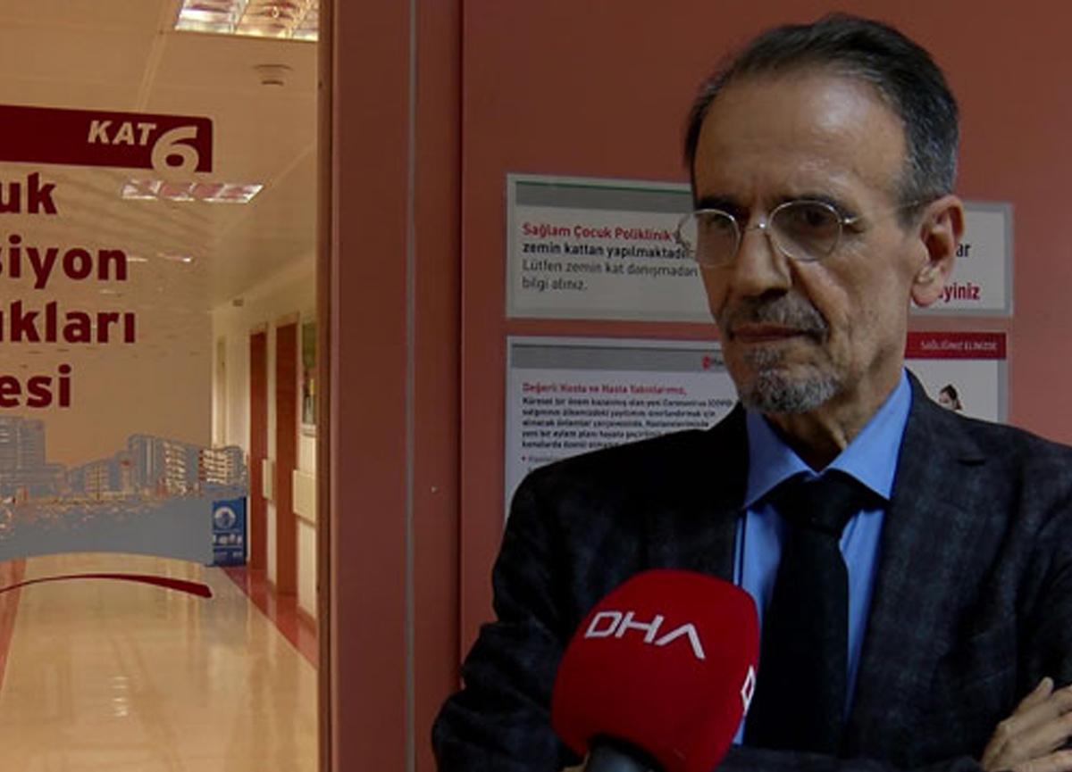 Prof. Dr. Mehmet Ceyhan koronavirüs aşısıyla ilgili dikkat çeken değerlendirmelerde bulundu