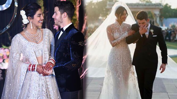 Nick Jonas'dan eşine övgü dolu sözler: Dünyanın en güzel kadınıyla evliyim