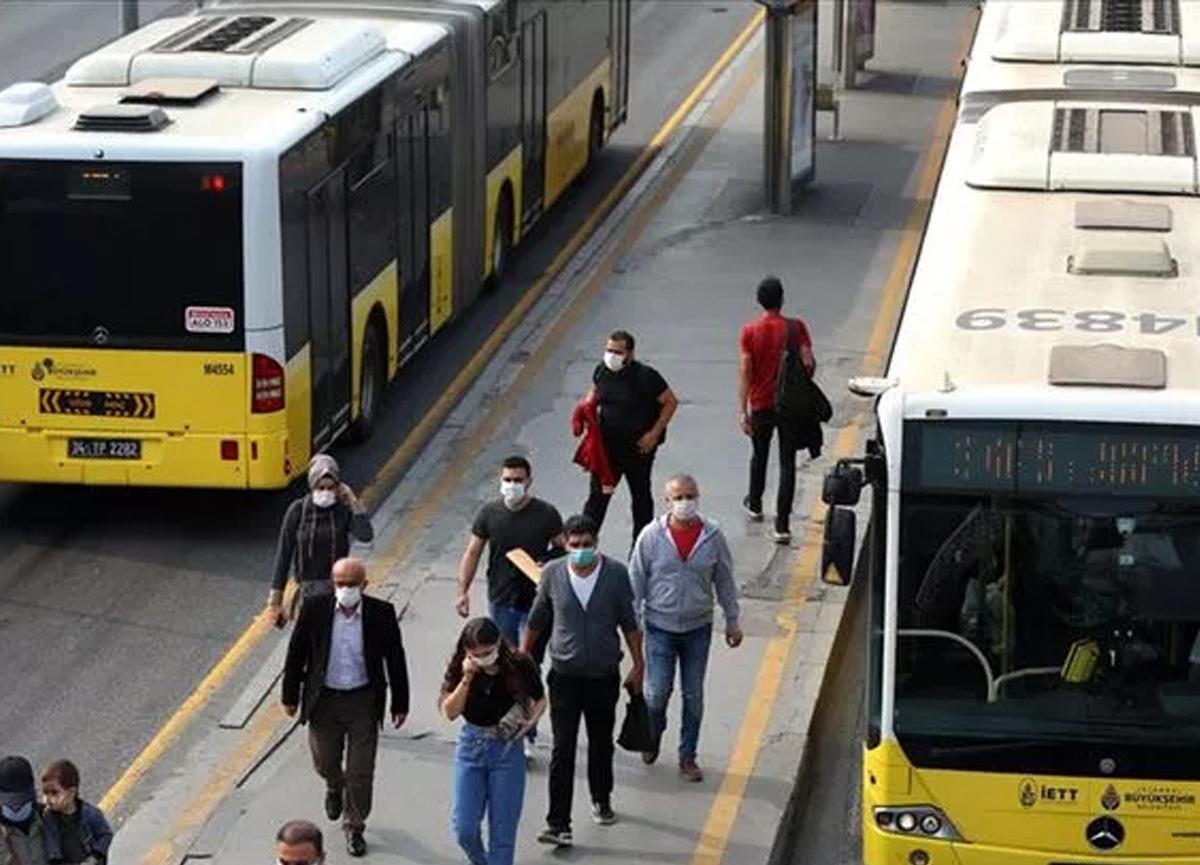 İBB açıkladı! Toplu taşımalarda yeni koronavirüs önlemi