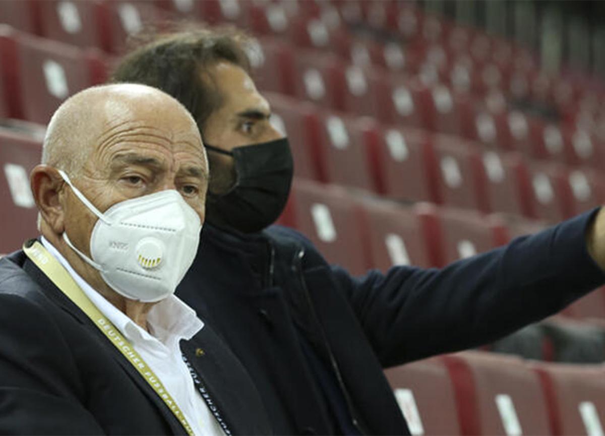TFF Başkanı Nihat Özdemir'in Covid-19 testi pozitif çıktı