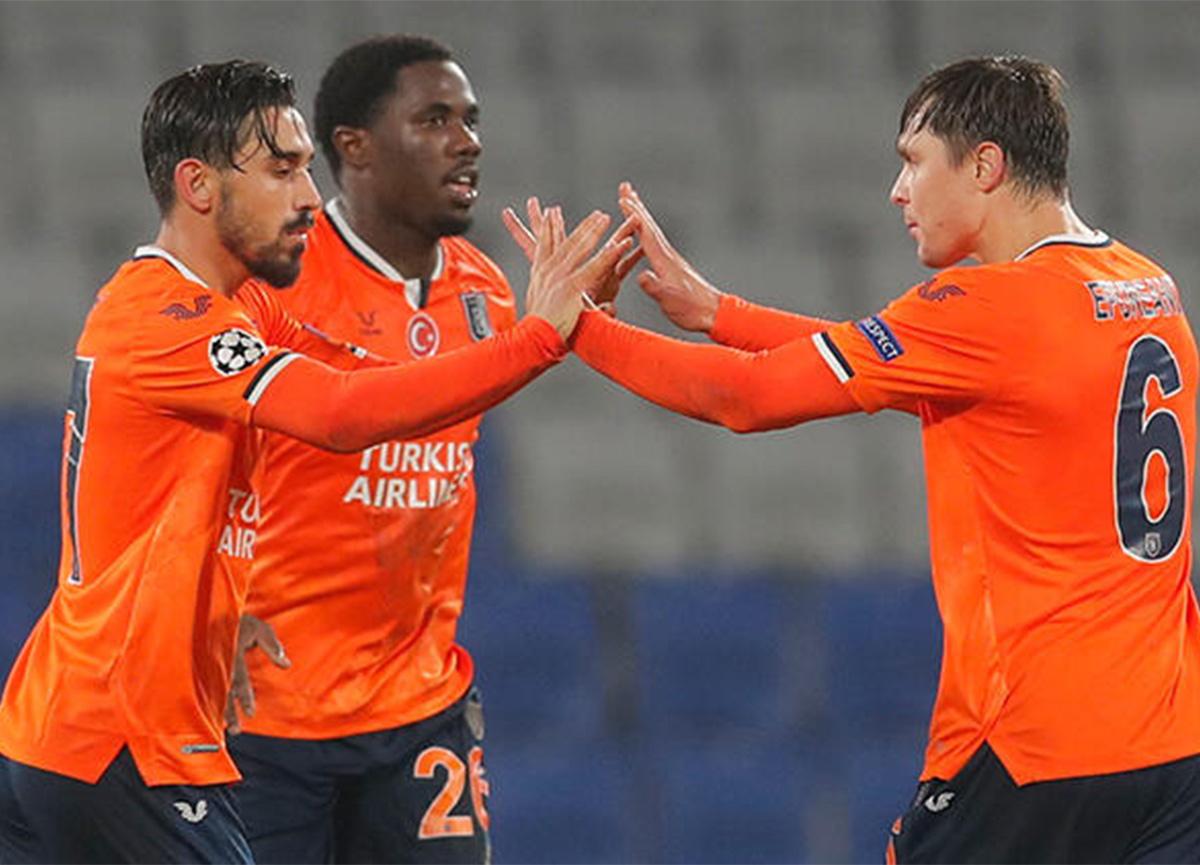 Maç sona erdi! Başakşehir 3 - 4 Leipzig