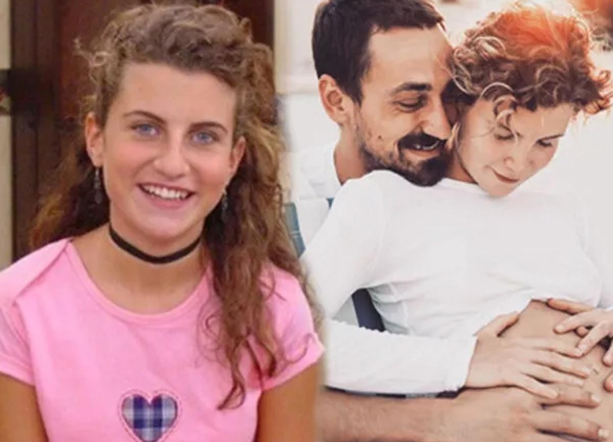 Çocuklar Duymasın'ın Duygu'su Ayşecan Tatari suda doğum yaptığı anları sosyal medyadan paylaştı