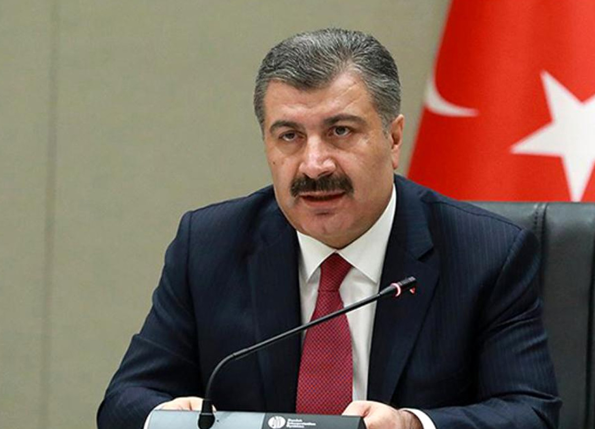 Son dakika: Sağlık Bakanı Fahrettin Koca, Türkiye'nin 4 Aralık koronavirüs tablosunu açıkladı