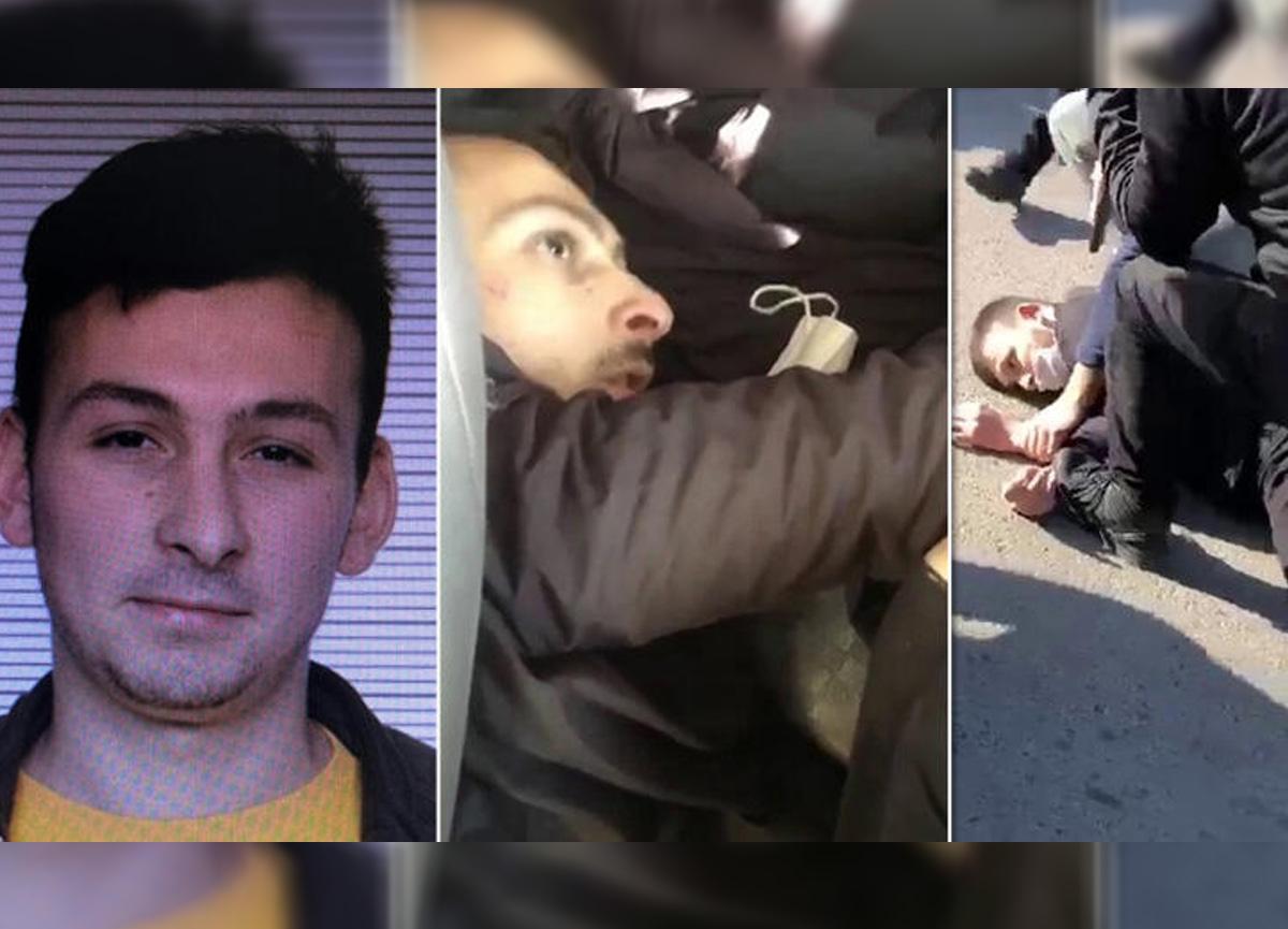 Kahramanmaraş'ta polisi şehit eden Muhammet Karataş'ın cesedi morgda kaldı