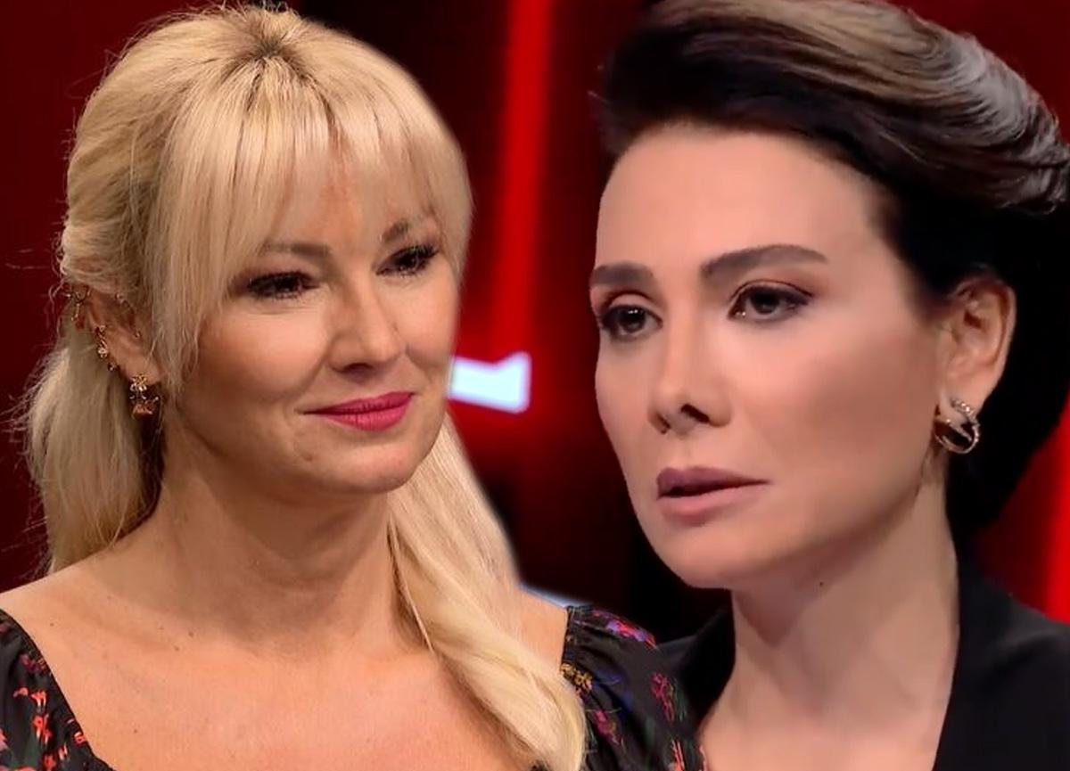 Jülide Ateş'in konuğu olan Pınar Altuğ'dan aldatma sorusuna çok sert yanıt: Sana ne ya da kime ne!
