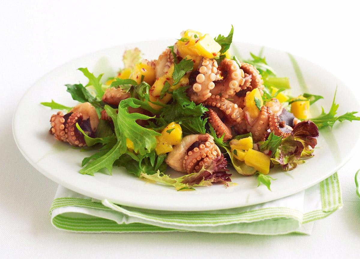 Ahtapot salatası nasıl yapılır? 5 Aralık MasterChef 2020 Ahtapot salatası tarifi, malzemeler ve püf noktası