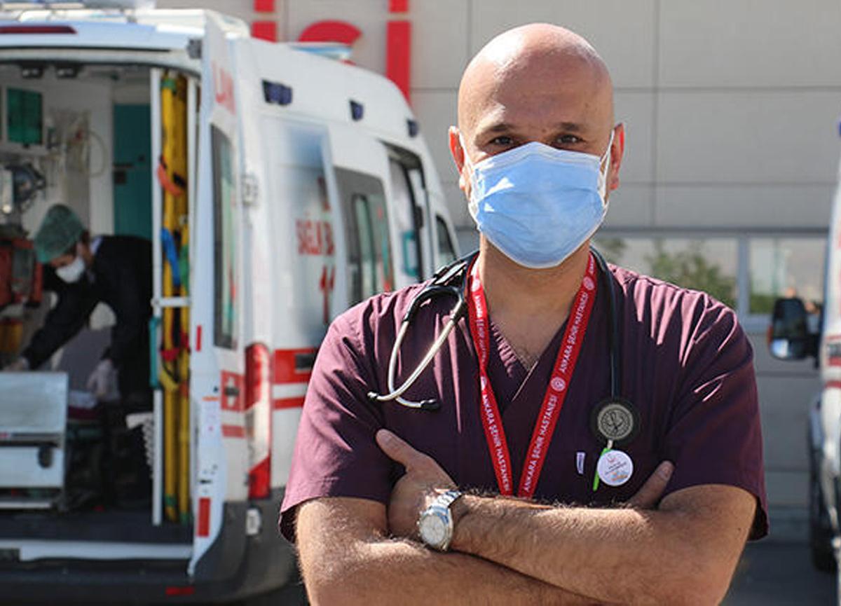 Bilim Kurulu Üyesi Doç. Dr. Afşin Emre Kayıpmaz'dan dikkat çeken koronavirüs aşısı açıklaması