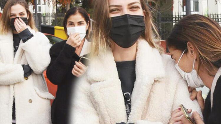 Derya Tuna ile Yasemin Şefkatli alışverişe çıktı