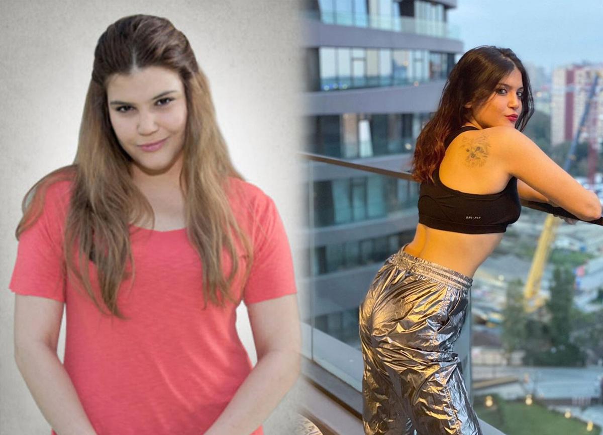 Feyza Civelek 21 kilo verdi, görenler tanıyamadı! Şaşırtan değişim...