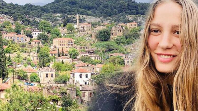 Serenay Sarıkaya, Kaz Dağları'nda ev sahibi olabilmek için 1, 5 dönümlük arsa satın aldı
