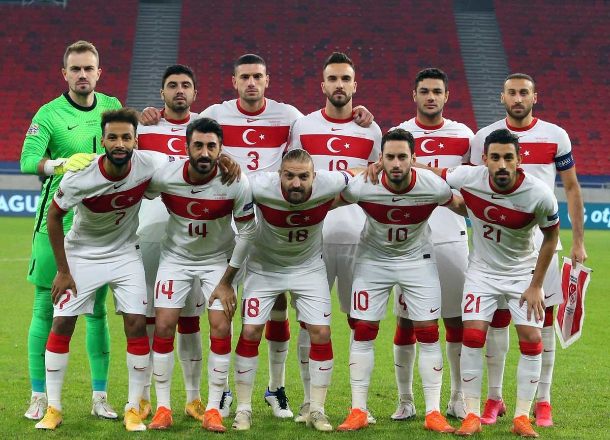 A Milli Takım'ın 2022 Dünya Kupası Avrupa Elemeleri rakipleri belli oldu