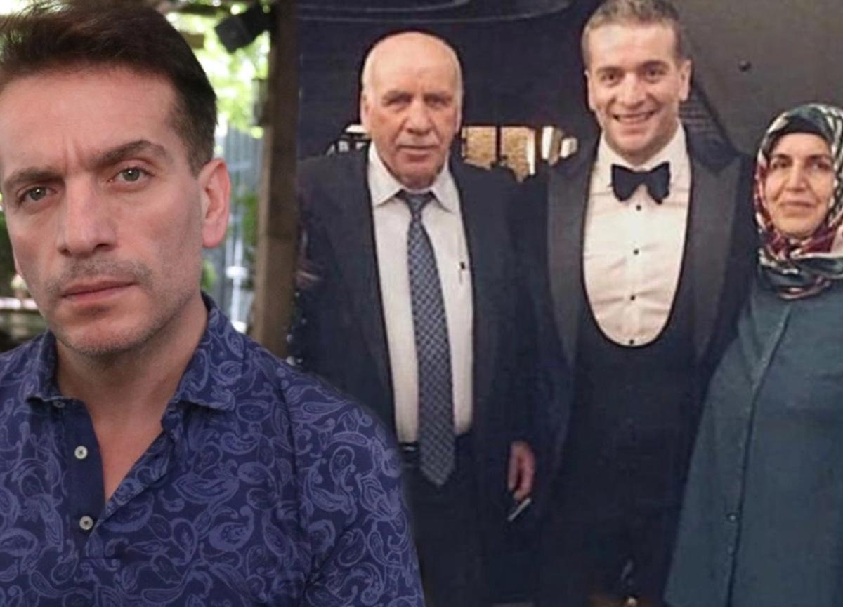 Oyuncu Murat Cemcir'e ailesinden üzücü bir haber geldi!