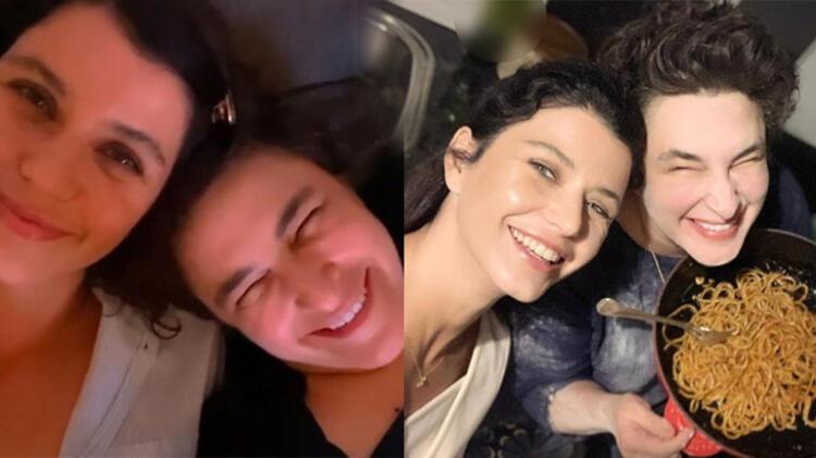 Beren Saat, Esra Dermancıoğlu'nun yeni yaşını sosyal medya hesabından kutladı