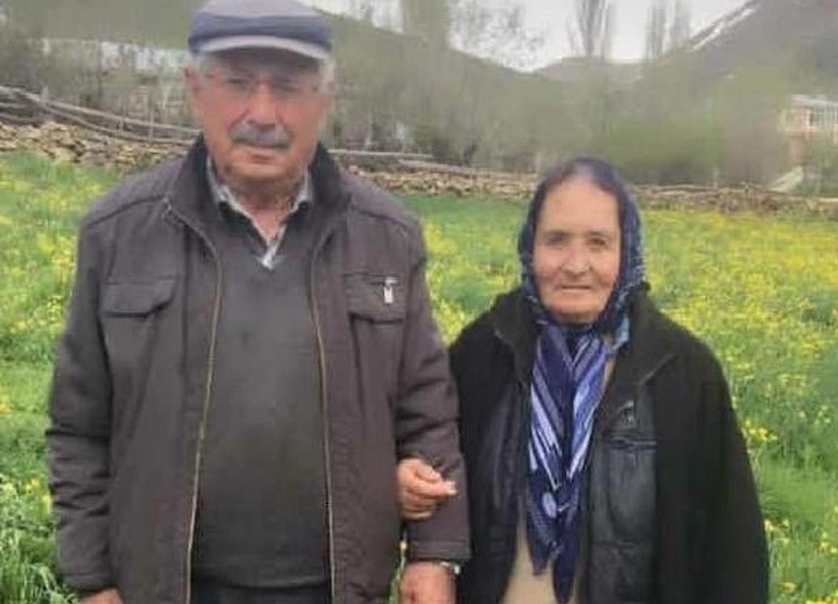 Kayseri'de yaşlı çift 5 gün arayla koronavirüsten öldü