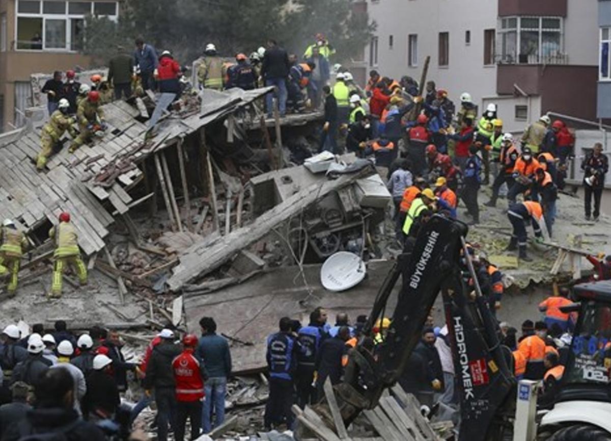 Kartal'da 21 kişinin öldüğü Yeşilyurt Apartmanı davasında istenen ceza belli oldu
