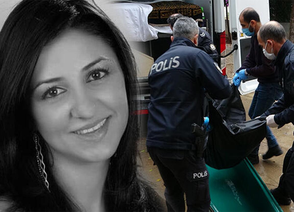 Öldürdüğü kadının cesediyle 2 gün yaşadı