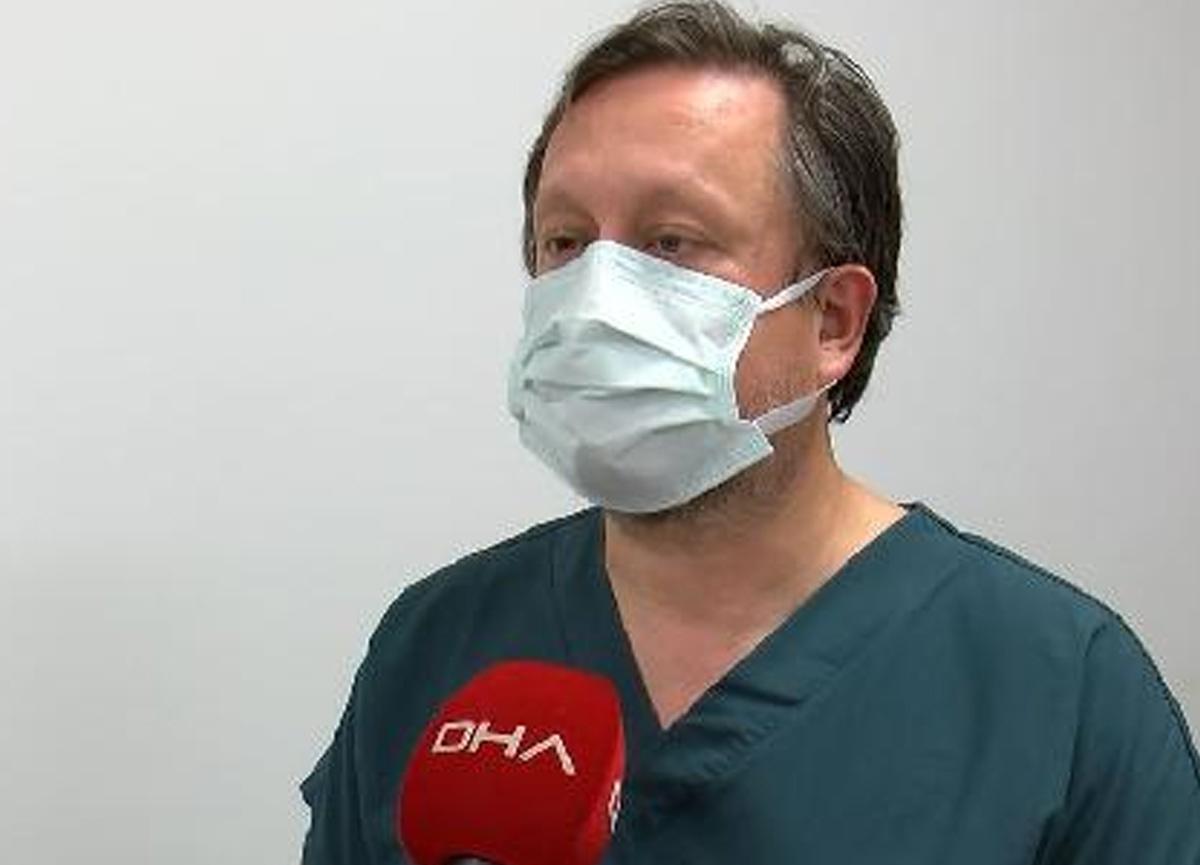 Prof. Dr. Hakan Oğuztürk'ten çok önemli çift maske uyarısı!