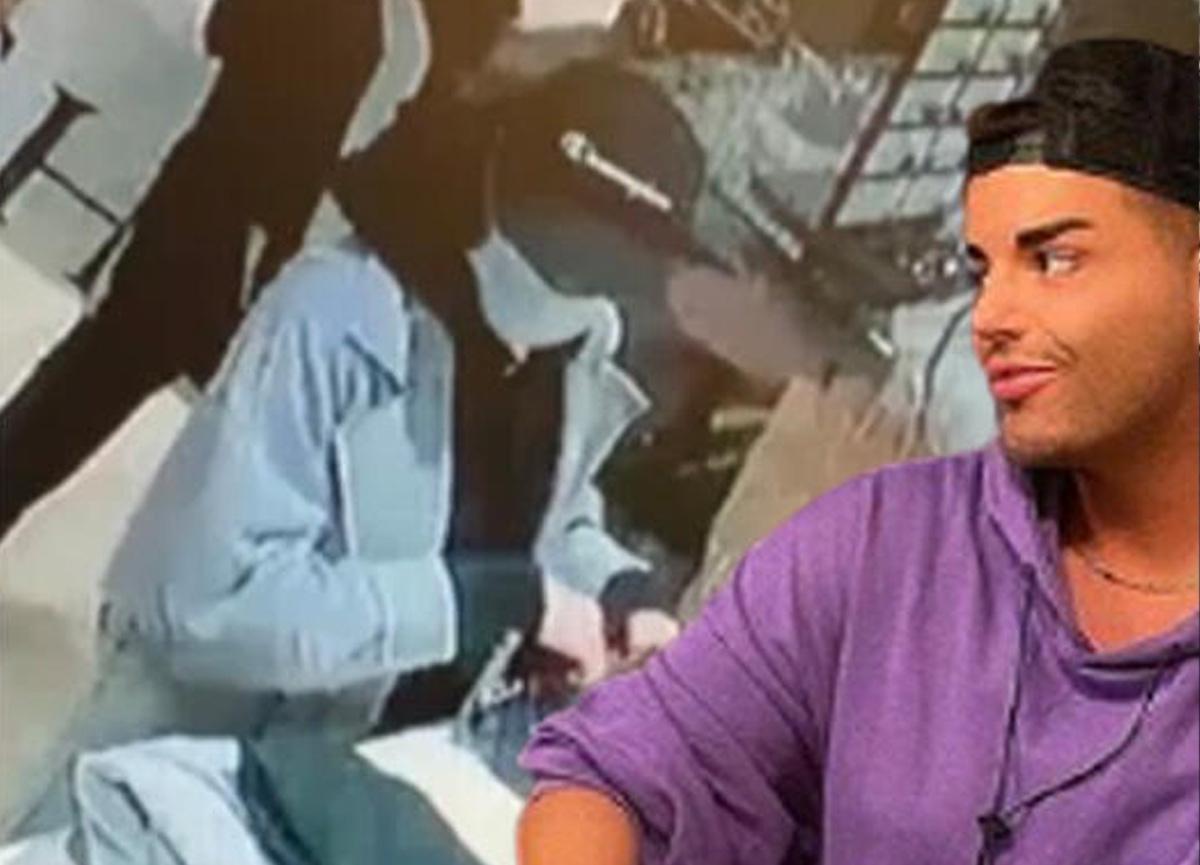 Sosyal medya fenomeni Hakan Kakız'ın, alışveriş yaparken çantası çalındı