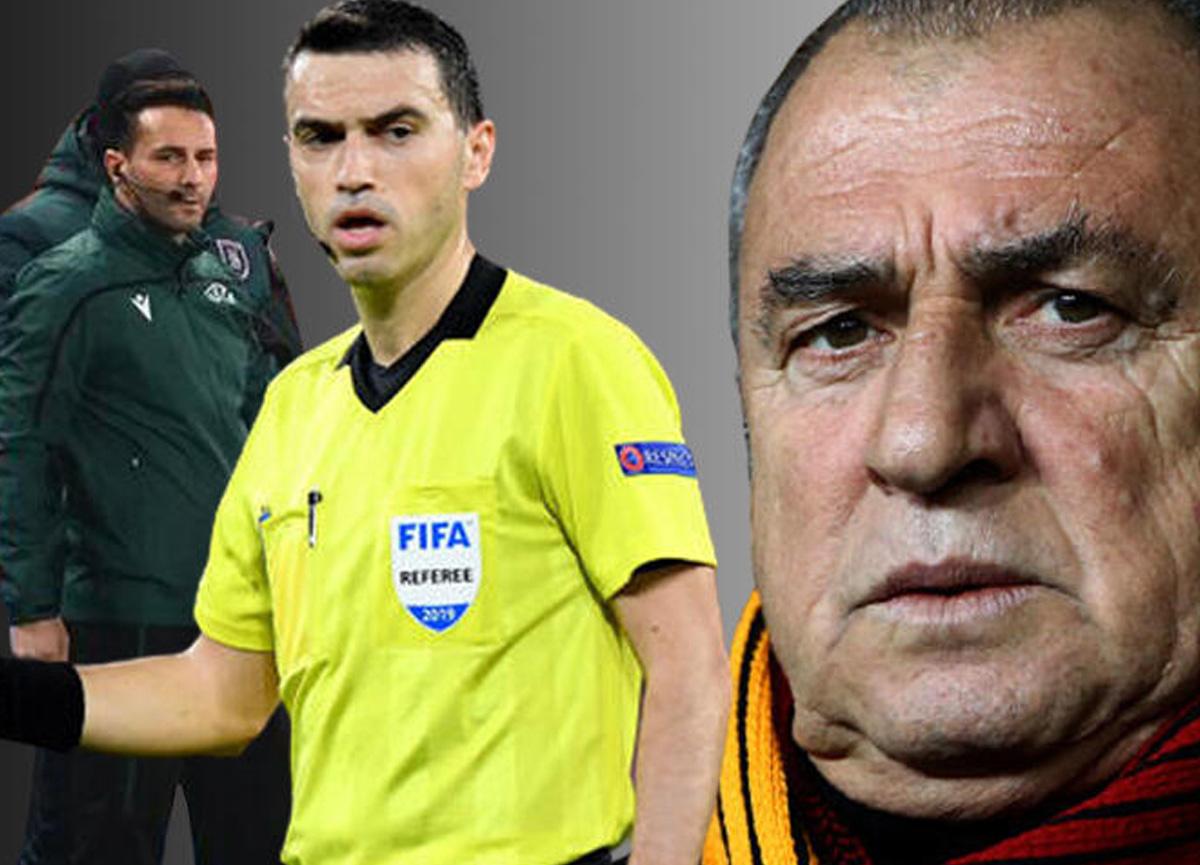 PSG - Başakşehir maçının hakemleri hakkında olay şoke eden gerçek! Meğer geçtiğimiz yıl...