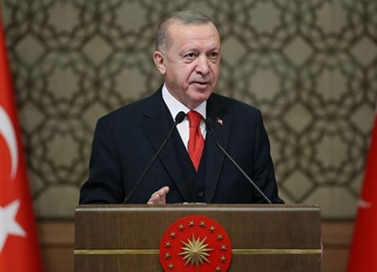Cumhurbaşkanı Erdoğan'dan flaş asgari ücret açıklaması!