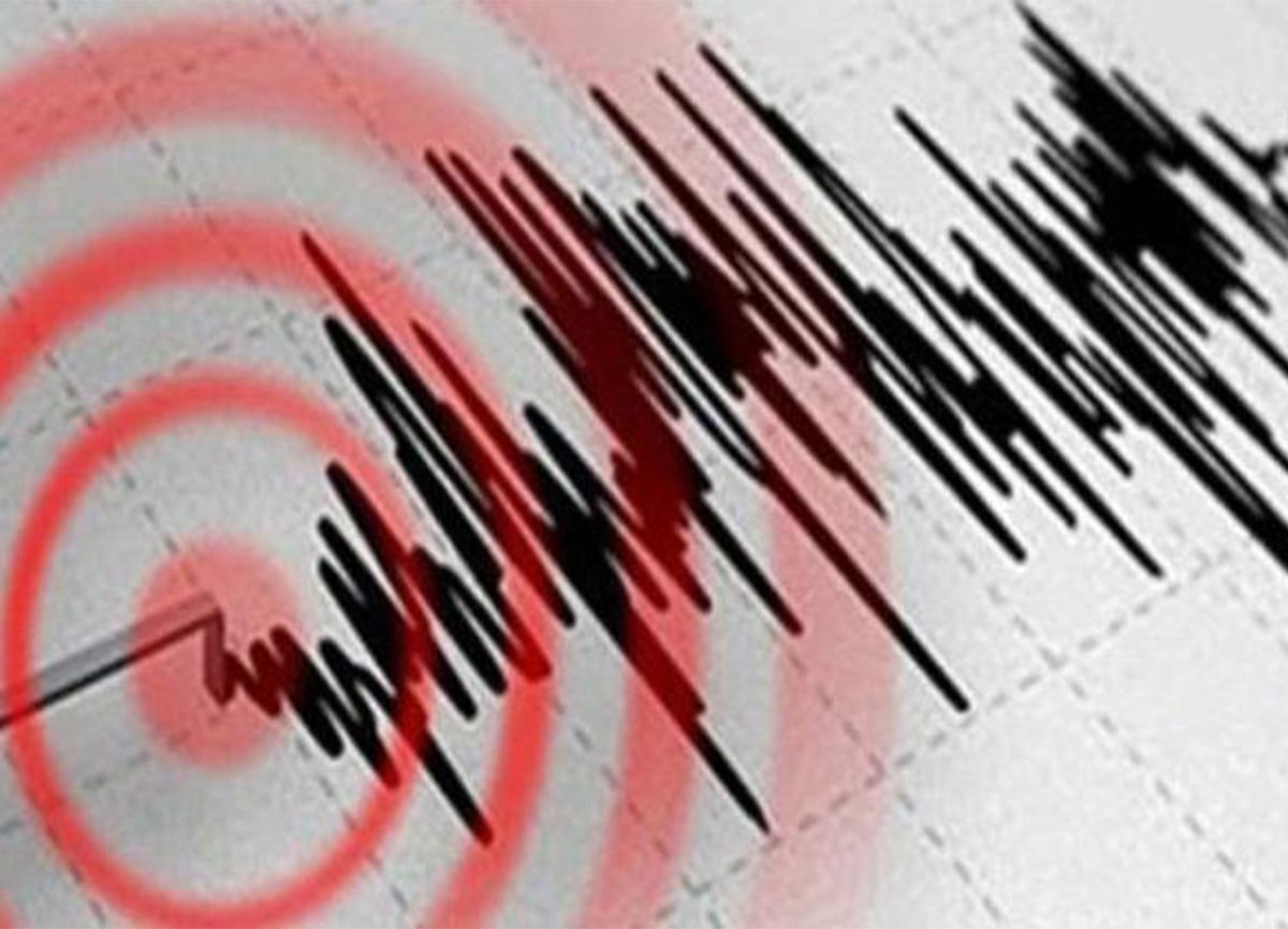 Hatay İskenderun Körfezi'nde deprem oldu!