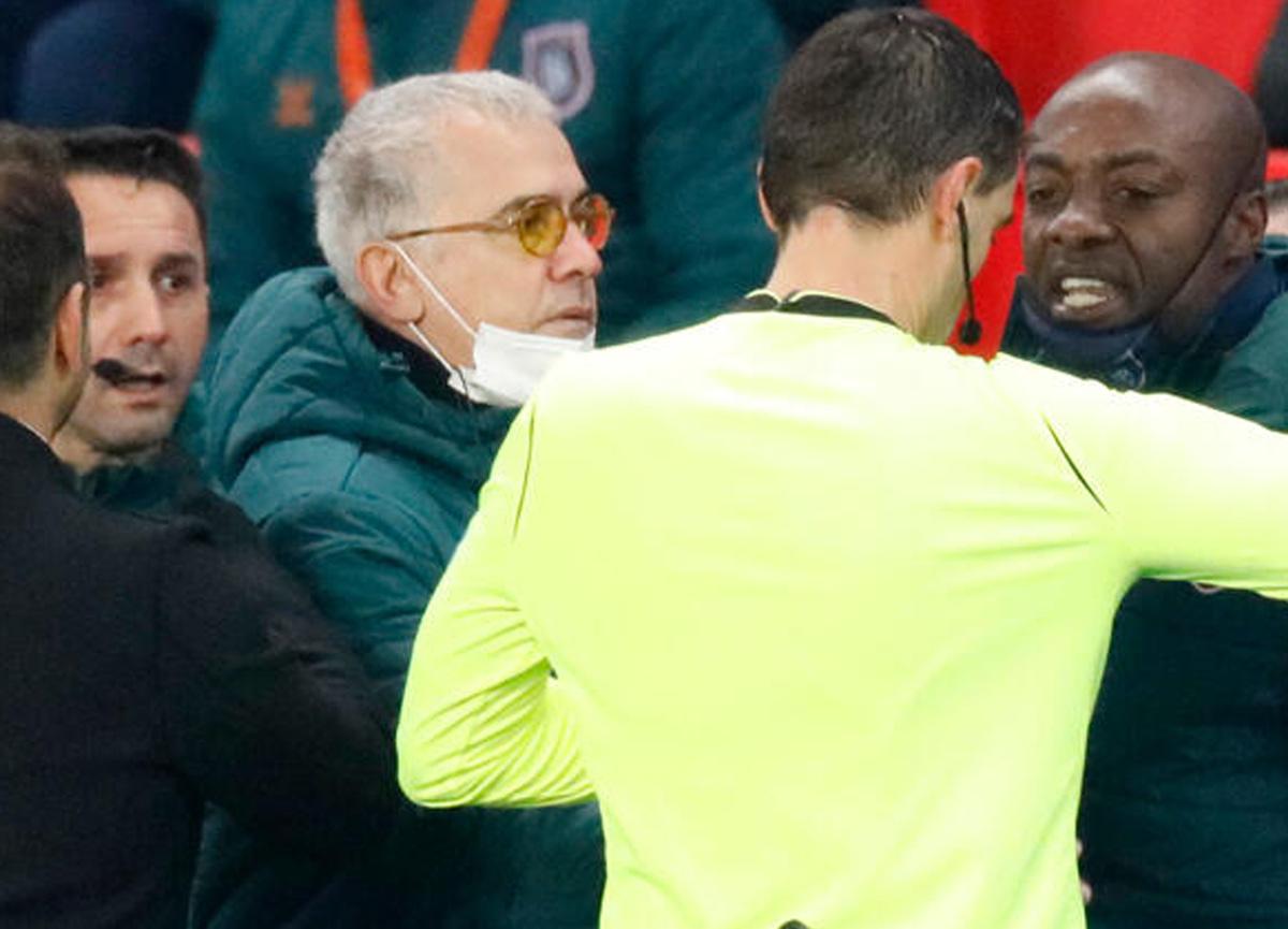 UEFA ırkçı hakemle ilgili soruşturma başlattı! Sebastian Coltescu ömür boyu men cezası alacak...