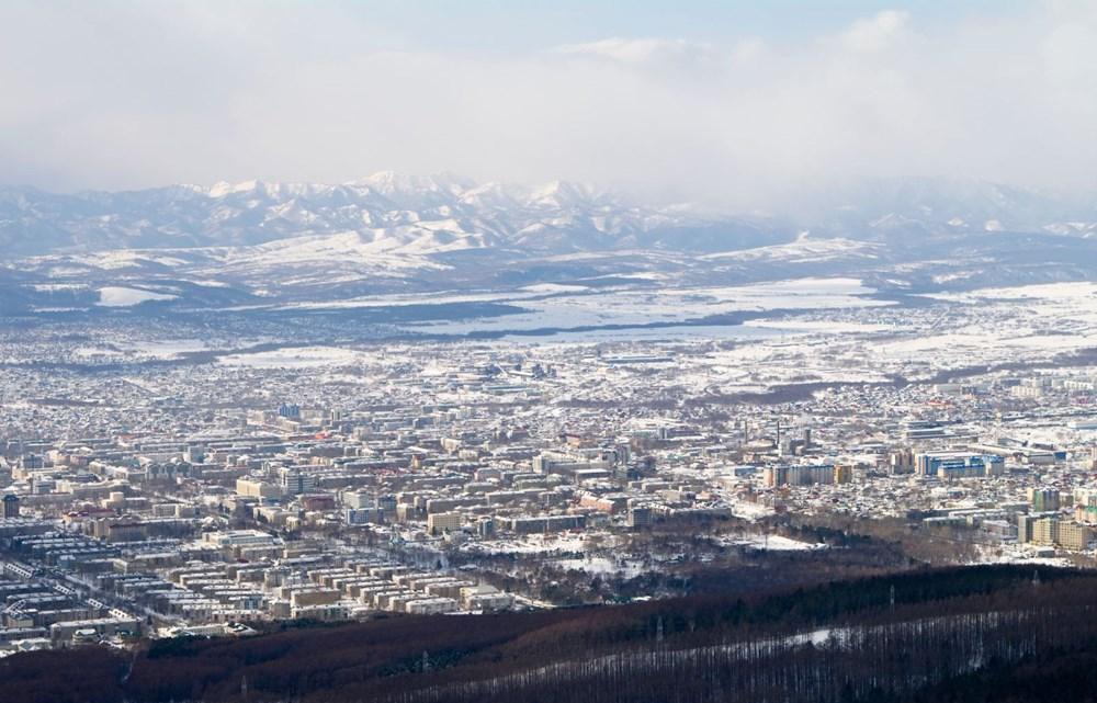 Rusya'daki Sahalin Adası'na giden turistlere para ödenecek