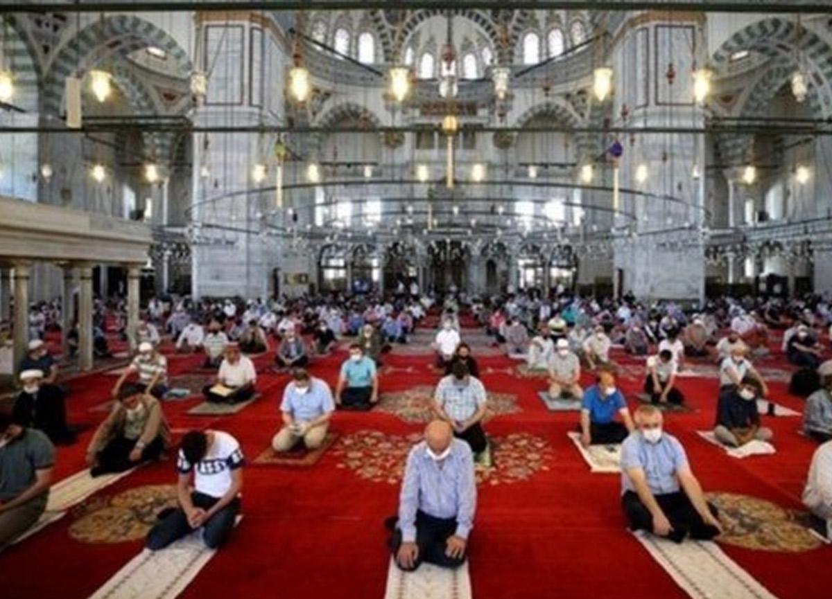 Yarınki Cuma Namazı sonrası tüm camilerde yağmur duası yapılacak