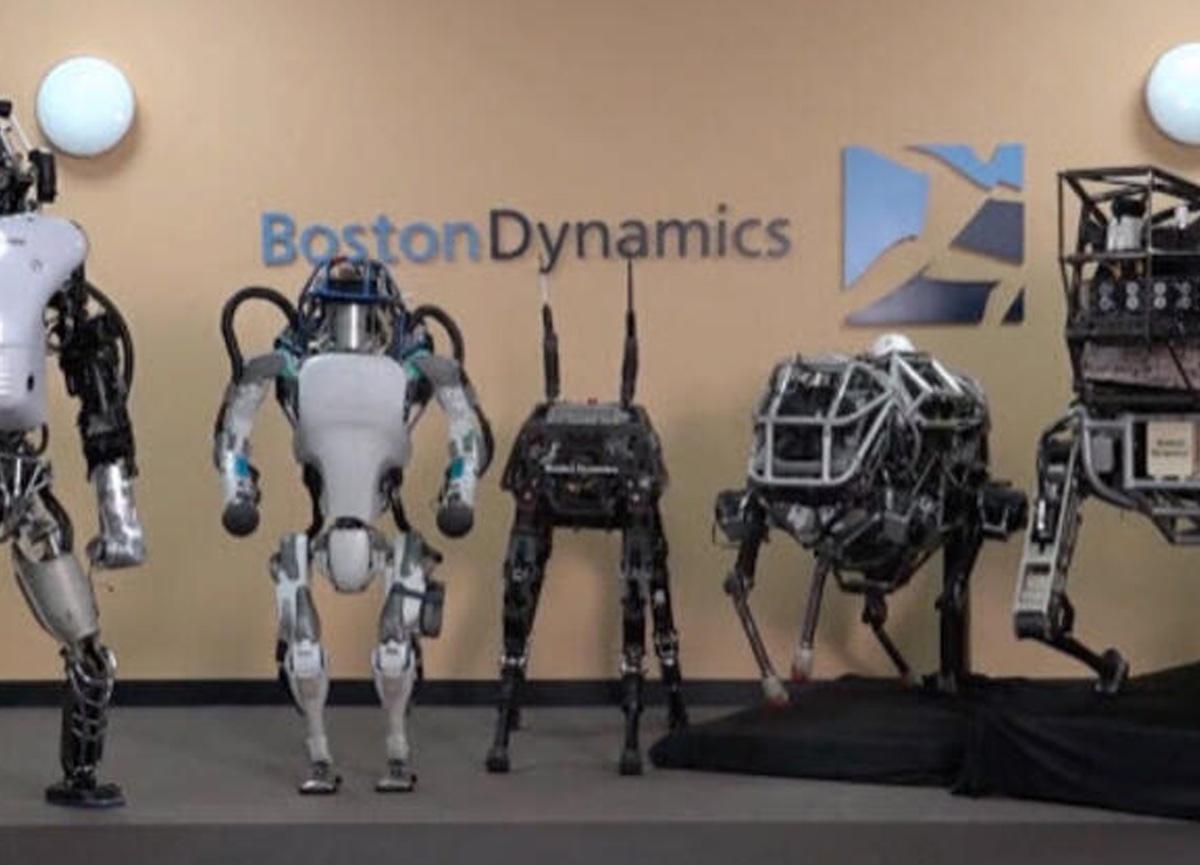Boston Dynamics, Hyundai tarafından 921 milyon dolar karşılığında satın alındı