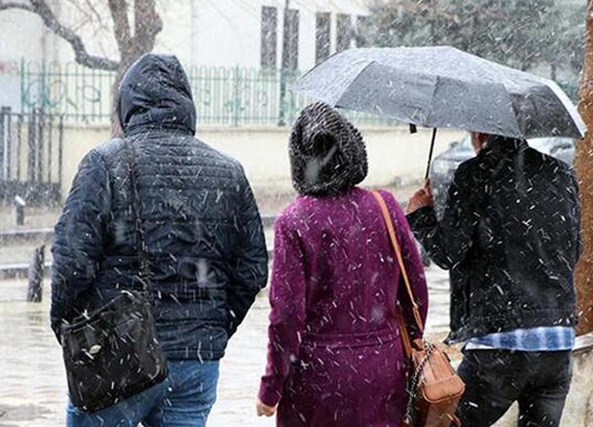Meteorolojiden kar yağışı uyarısı! Bu illerde oturanlar dikkat...