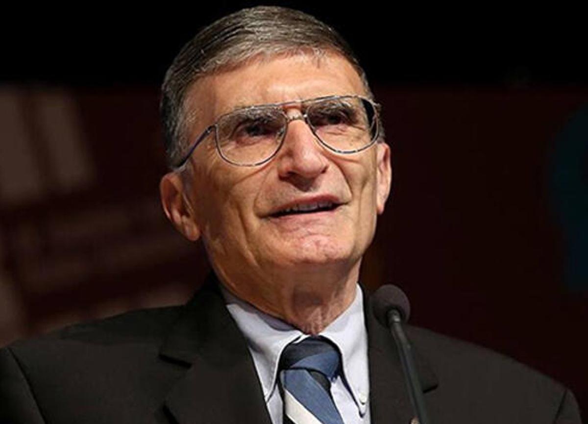 Nobel ödüllü bilim insanı Aziz Sancar'dan aşı açıklaması: Türkiye'de olsam kuyruğa girerdim