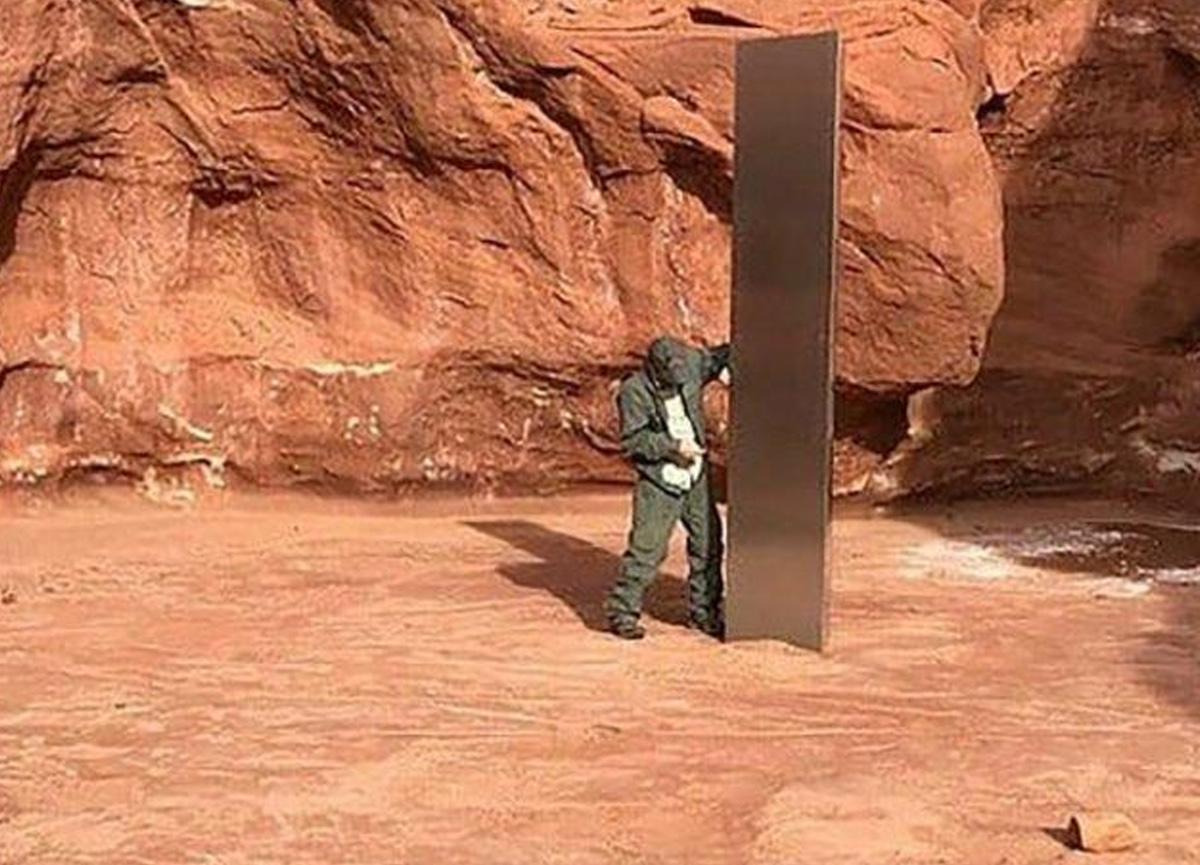 Dünyanın konuştuğu monolitlerin gizemi çözüldü!