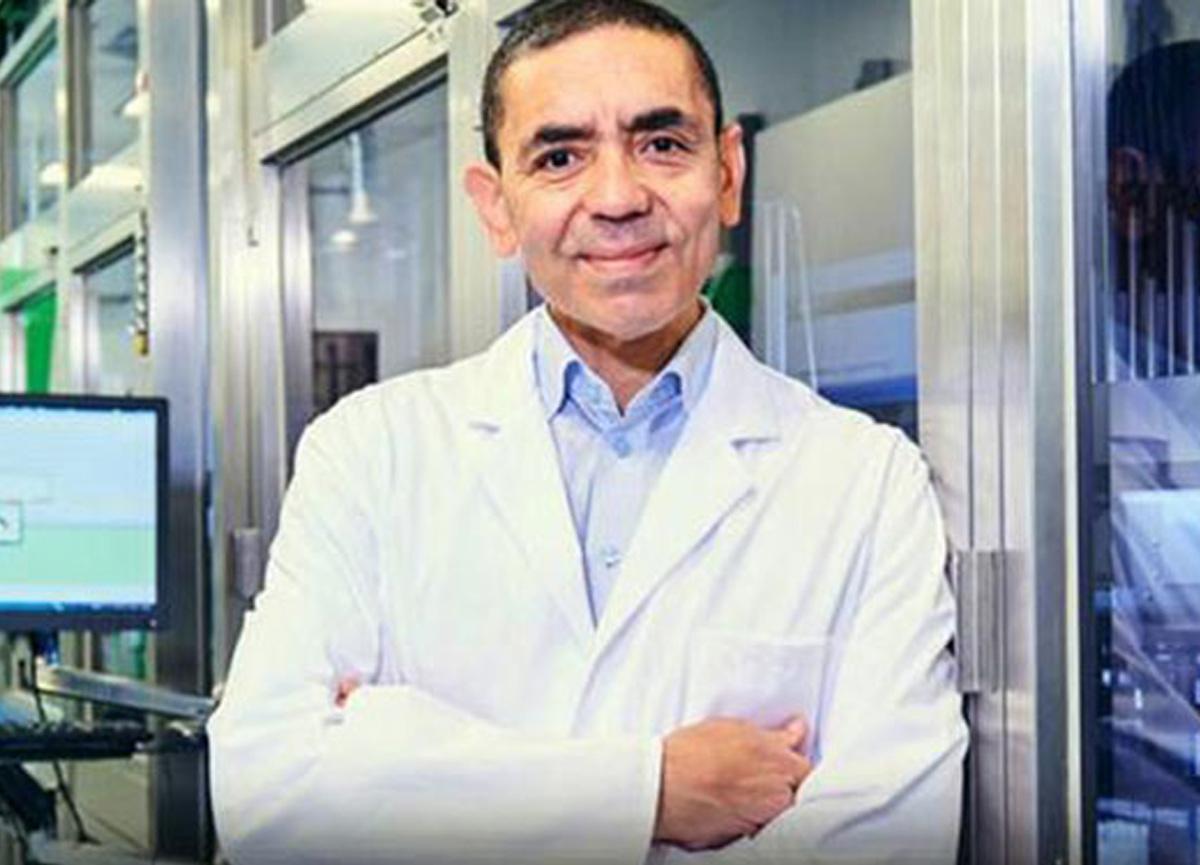 BioNTech'in kurucu ortağı ve CEO'su Prof. Dr. Uğur Şahin'den dikkat çeken açıklama