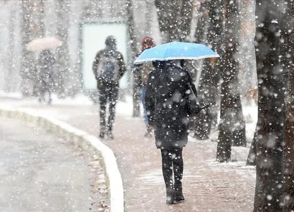Meteoroloji uyardı! O iller için kar yağışı uyarısı...
