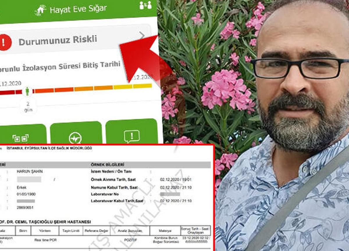 İstanbul'da yok artık dedirten olay! Adına test yaptırıldı, sonuç pozitif çıktı...