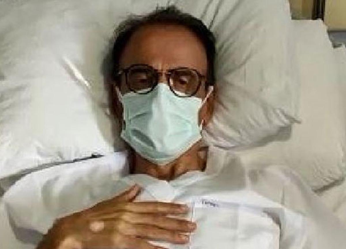 Prof. Dr. Mehmet Ceyhan, hastanedeki tedavisinin ardından taburcu edildi