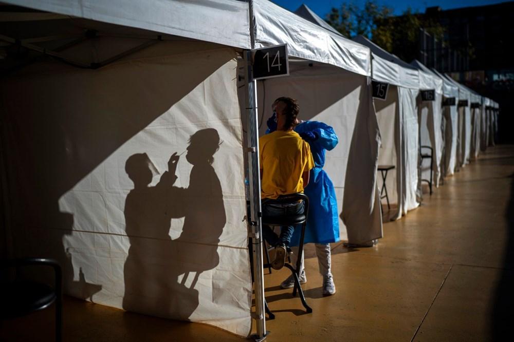İspanya'da koronavirüs konseri deneyi