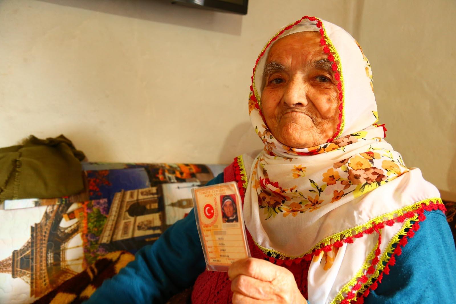 116 yaşında Covid-19'u yenen Fatma Nine, sırrını açıkladı!