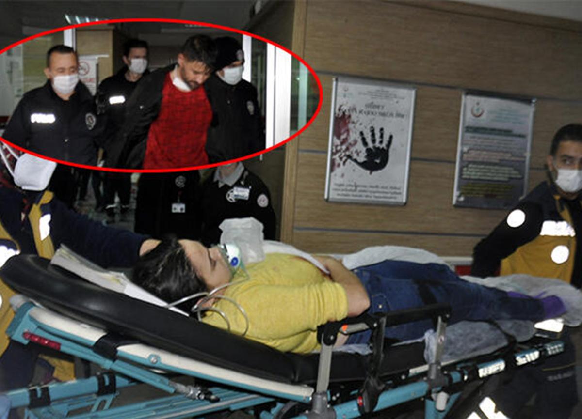 Karaman'da dehşet! Eşini ve baldızını bıçakladı!