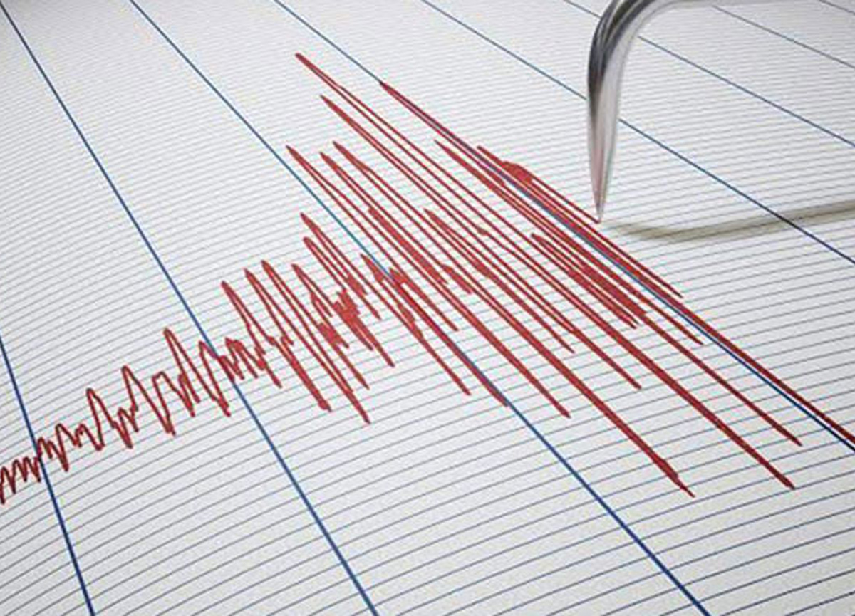 Van'da 4.7 büyüklüğünde bir deprem meydana geldi!