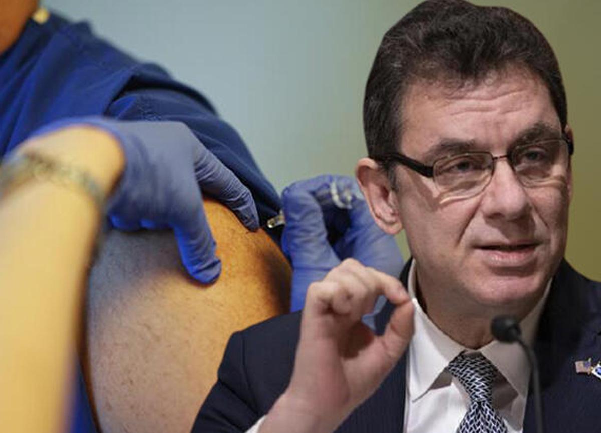 Pfizer'in CEO'su Albert Bourla henüz neden aşı olmadığını söyledi ve sebebini açıkladı