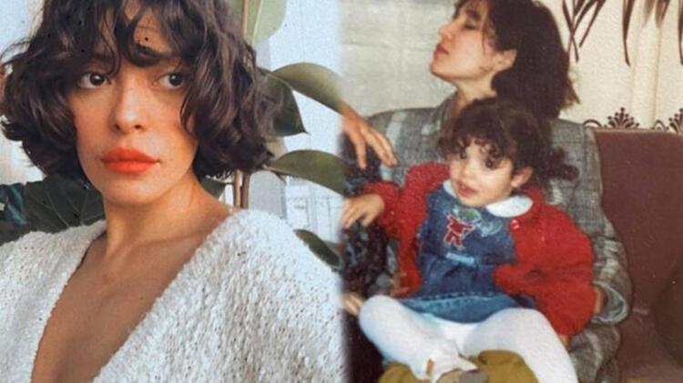 Oyuncu Selin Şekerci, annesinin doğum gününü sosyal medya hesabından kutladı