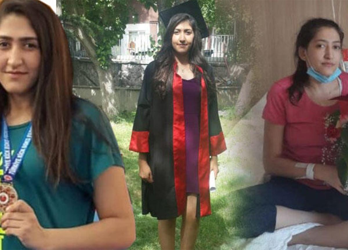 Hayatını kaybeden milli tekvandocu Gamze Özdemir'in ailesi konuştu!