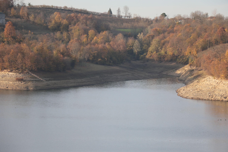 Kızılırmak Deltası'nda kuraklık tehlikesi: Su seviyesi 1 metre çekildi...