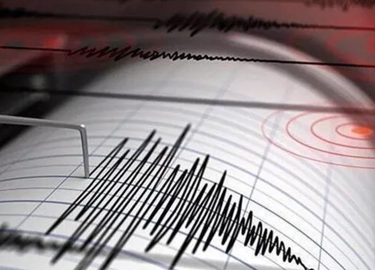 Son dakika: Akdeniz'de 3.3 büyüklüğünde deprem meydana geldi