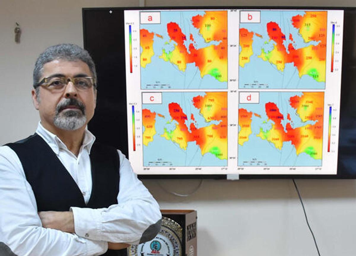 Prof. Dr. Hasan Sözbilir'den İzmir için çok önemli deprem uyarısı: Hazırlıklı olunmalı!