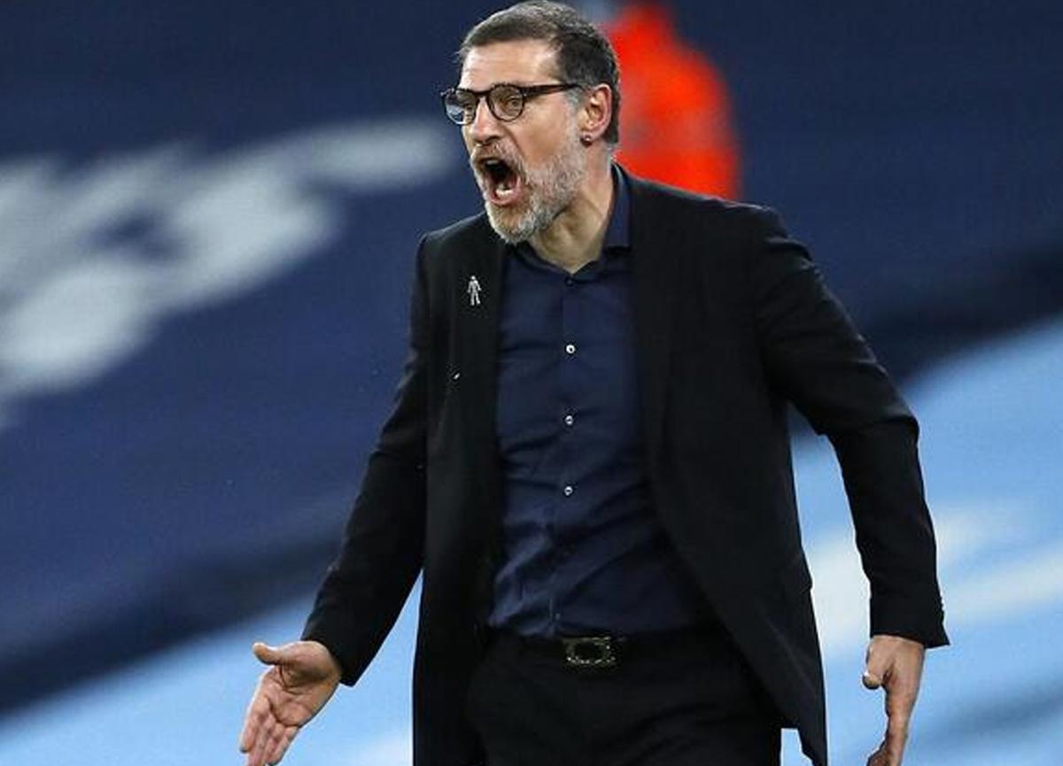 West Bromwich Albion'da teknik direktör Slaven Bilic ile yollar ayrıldı