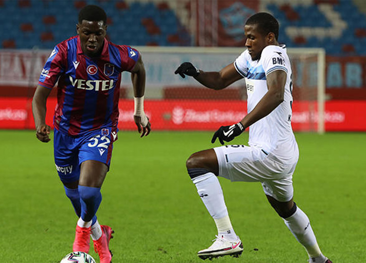 Trabzonspor, Adana Demirspor'a penaltılarda mağlup oldu