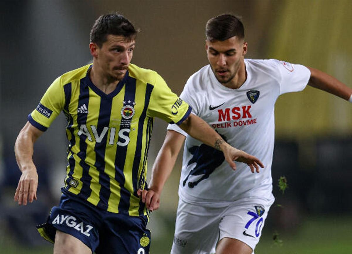 İşte Fenerbahçe-Karacabey Belediyespor maç sonucu