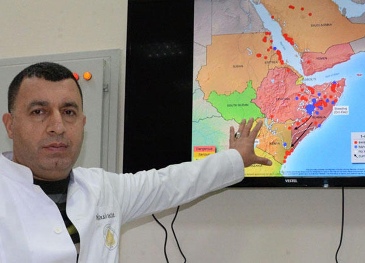 Prof. Dr. Ali Satar'dan 2021'de 'istila' uyarısı!